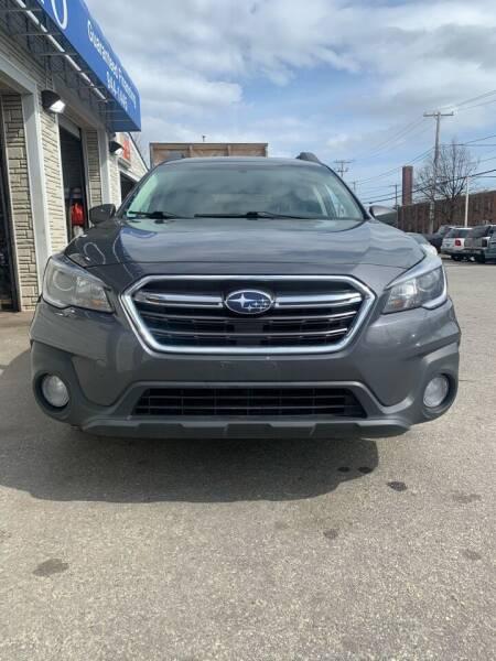2018 Subaru Outback for sale at Caravan Auto in Cranston RI