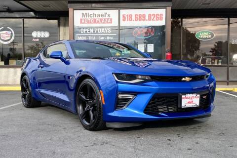 2017 Chevrolet Camaro for sale at Michaels Auto Plaza in East Greenbush NY