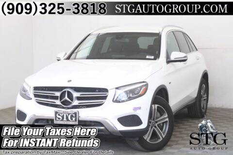 2019 Mercedes-Benz GLC for sale at STG Auto Group in Montclair CA