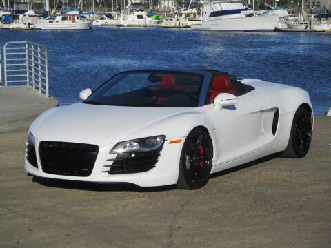 2012 Audi R8 for sale at Convoy Motors LLC in National City CA