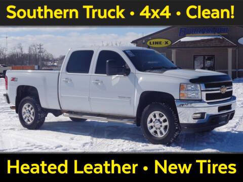 2011 Chevrolet Silverado 2500HD for sale at Burkholder Truck Sales LLC (Versailles) in Versailles MO