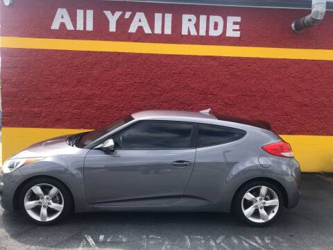 2012 Hyundai Veloster for sale at Big Daddy's Auto in Winston-Salem NC