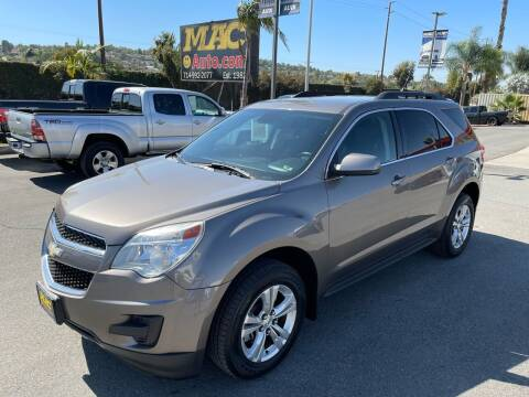 2012 Chevrolet Equinox for sale at Mac Auto Inc in La Habra CA