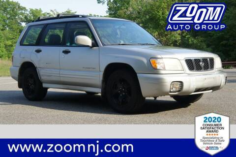 2001 Subaru Forester for sale at Zoom Auto Group in Parsippany NJ