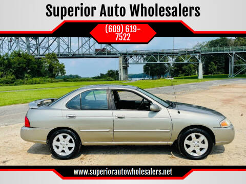 2006 Nissan Sentra for sale at Superior Auto Wholesalers in Burlington NJ