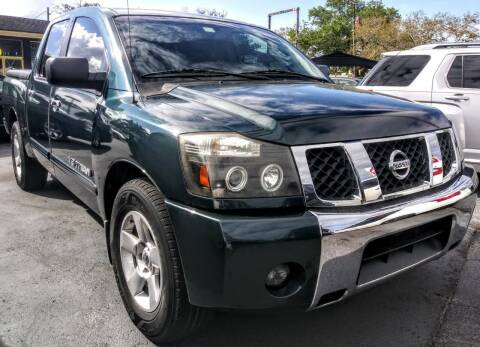 2006 Nissan Titan for sale at Celebrity Auto Sales in Port Saint Lucie FL