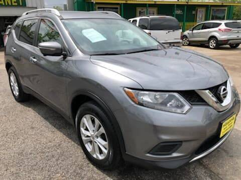 2015 Nissan Rogue for sale at Pasadena Auto Planet in Houston TX