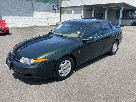 2000 Saturn L-Series for sale at Vista Auto Sales in Lakewood WA