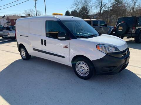 2017 RAM ProMaster City Cargo for sale at Twin Rocks Auto Sales LLC in Uniontown PA