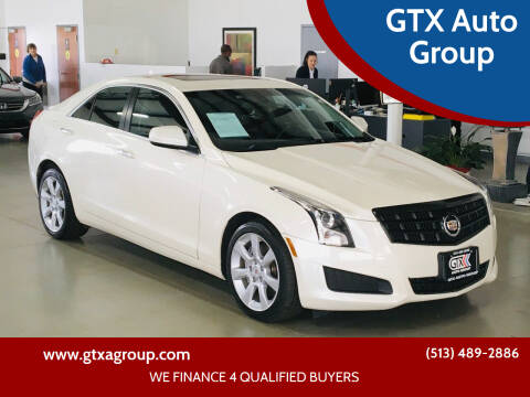 2014 Cadillac ATS for sale at GTX Auto Group in West Chester OH