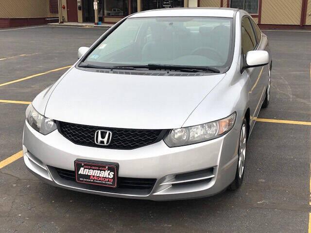 2009 Honda Civic for sale at Anamaks Motors LLC in Hudson NH