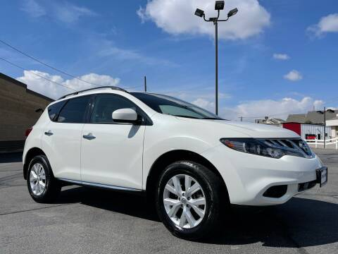 2014 Nissan Murano for sale at Ultimate Auto Sales Of Orem in Orem UT