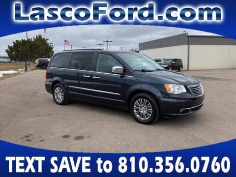 2013 Chrysler Town and Country for sale at Lasco of Grand Blanc in Grand Blanc MI