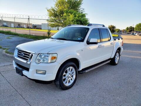 2007 Ford Explorer Sport Trac for sale at DFW Autohaus in Dallas TX