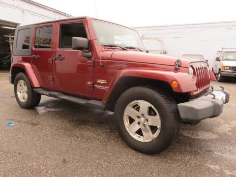 2008 Jeep Wrangler Unlimited for sale at US Auto in Pennsauken NJ