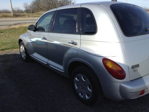 2005 Chrysler PT Cruiser for sale at Kevin's Motor Sales in Montpelier OH