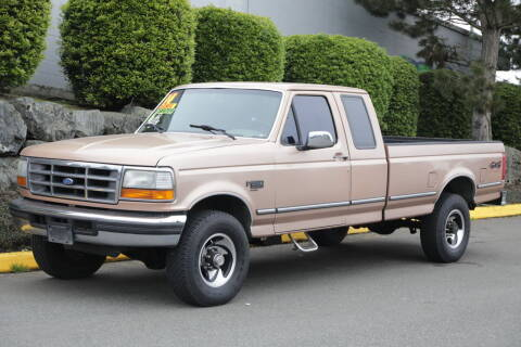 1994 Ford F-250 for sale at SS MOTORS LLC in Edmonds WA