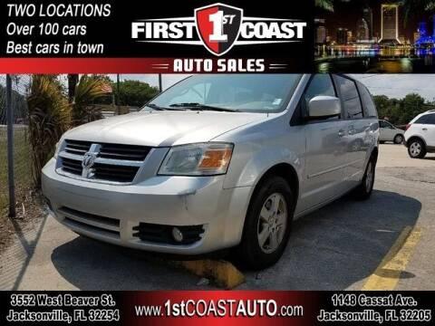2010 Dodge Grand Caravan for sale at 1st Coast Auto -Cassat Avenue in Jacksonville FL