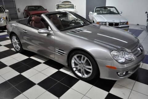 2007 Mercedes-Benz SL-Class for sale at Podium Auto Sales Inc in Pompano Beach FL