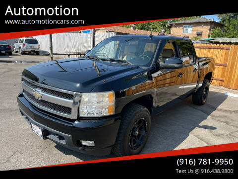 2008 Chevrolet Silverado 1500 for sale at Automotion in Roseville CA