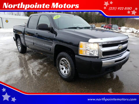 2009 Chevrolet Silverado 1500 for sale at Northpointe Motors in Kalkaska MI