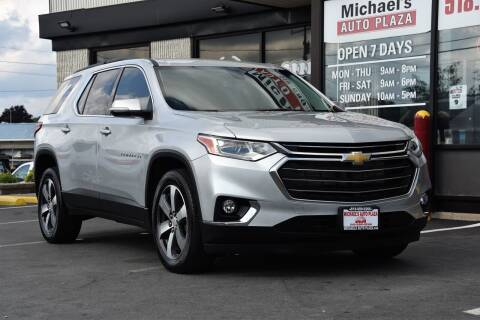 2020 Chevrolet Traverse for sale at Michaels Auto Plaza in East Greenbush NY