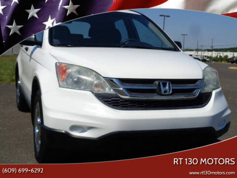 2010 Honda CR-V for sale at RT 130 Motors in Burlington NJ