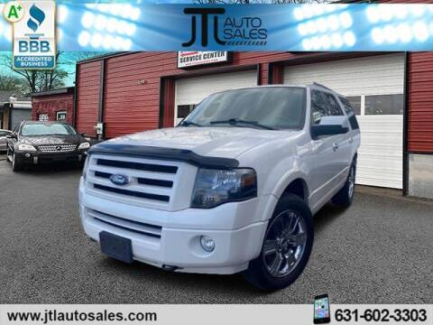 2009 Ford Expedition for sale at JTL Auto Inc in Selden NY