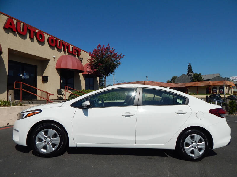 2018 Kia Forte for sale at Direct Auto Outlet LLC in Fair Oaks CA