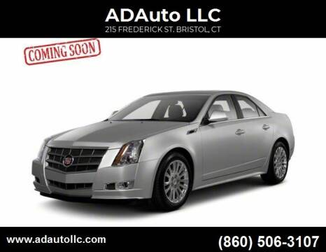 2012 Cadillac CTS for sale at ADAuto LLC in Bristol CT