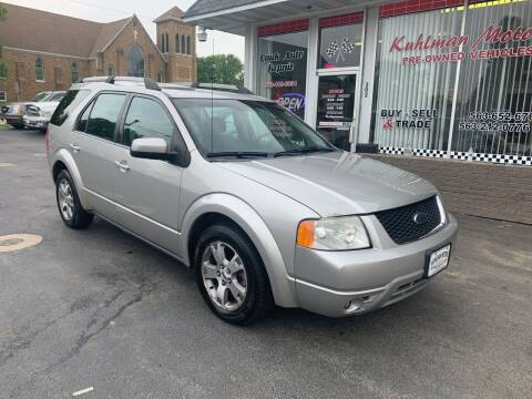 2006 Ford Freestyle for sale at KUHLMAN MOTORS in Maquoketa IA