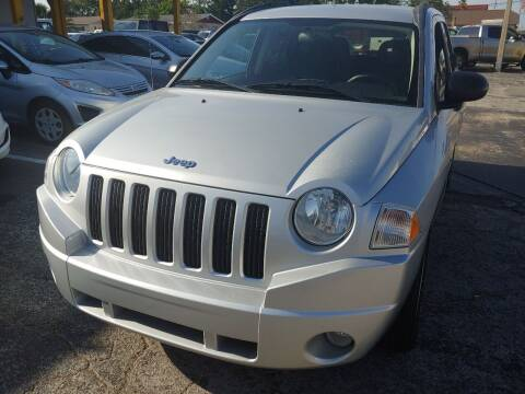 2008 Jeep Compass for sale at Autos by Tom in Largo FL