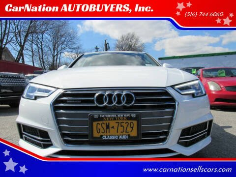 2017 Audi A4 for sale at CarNation AUTOBUYERS, Inc. in Rockville Centre NY