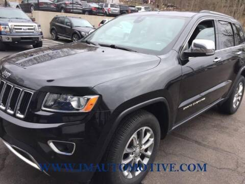 2015 Jeep Grand Cherokee for sale at J & M Automotive in Naugatuck CT
