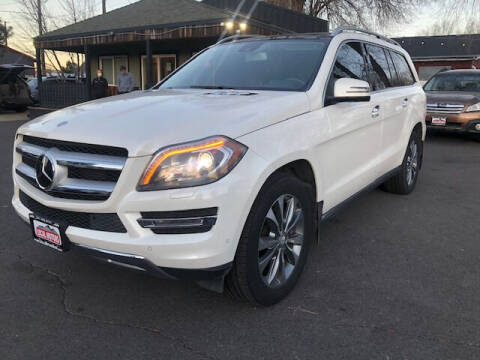 2014 Mercedes-Benz GL-Class for sale at Local Motors in Bend OR
