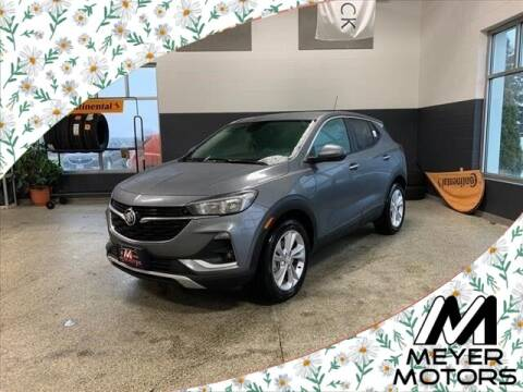 2021 Buick Encore GX for sale at Meyer Motors in Plymouth WI