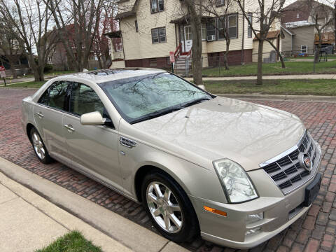 2009 Cadillac STS for sale at RIVER AUTO SALES CORP in Maywood IL