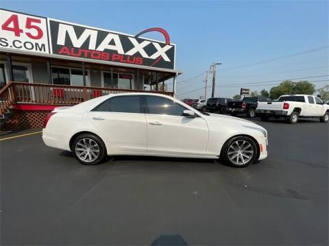 2016 Cadillac CTS for sale at Maxx Autos Plus in Puyallup WA