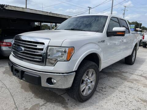 2013 Ford F-150 for sale at Pary's Auto Sales in Garland TX