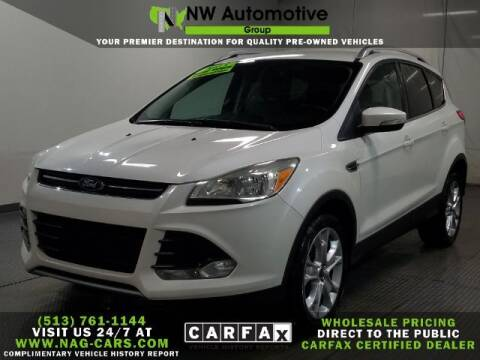 2015 Ford Escape for sale at NW Automotive Group in Cincinnati OH