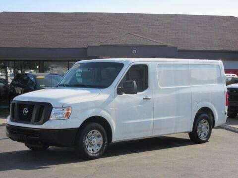 2014 Nissan NV Cargo for sale at Lynnway Auto Sales Inc in Lynn MA