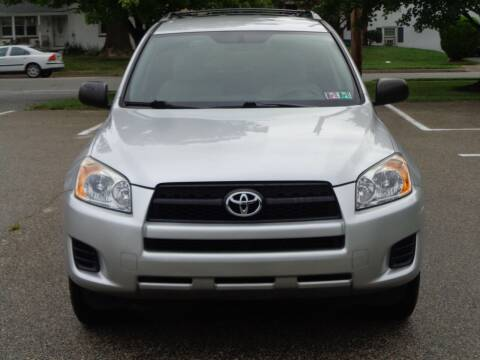 2011 Toyota RAV4 for sale at MAIN STREET MOTORS in Norristown PA