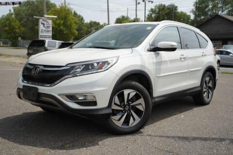 2016 Honda CR-V for sale at ELITE AUTO in Saint Paul MN