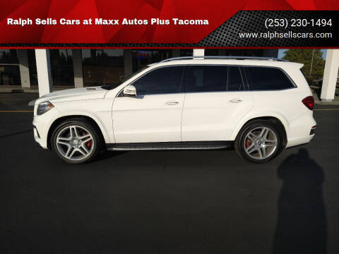 2014 Mercedes-Benz GL-Class for sale at Ralph Sells Cars at Maxx Autos Plus Tacoma in Tacoma WA
