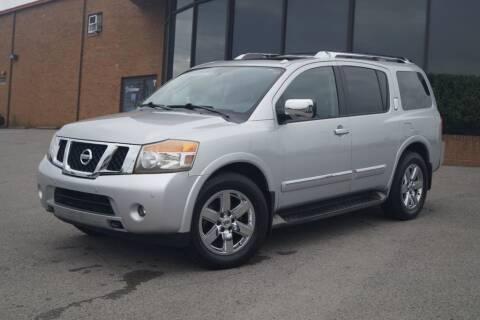 2012 Nissan Armada for sale at Next Ride Motors in Nashville TN