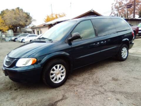 2002 Chrysler Town and Country for sale at Larry's Auto Sales Inc. in Fresno CA