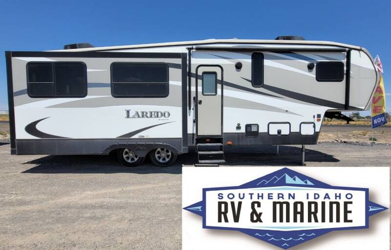 2016 KEYSTONE LARADO 297SRE for sale at SOUTHERN IDAHO RV AND MARINE in Jerome ID