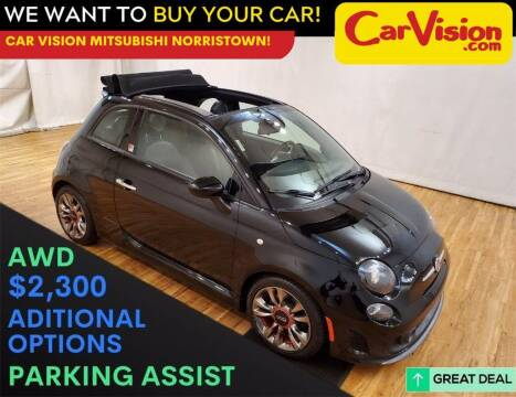2014 FIAT 500c for sale at Car Vision Mitsubishi Norristown in Trooper PA