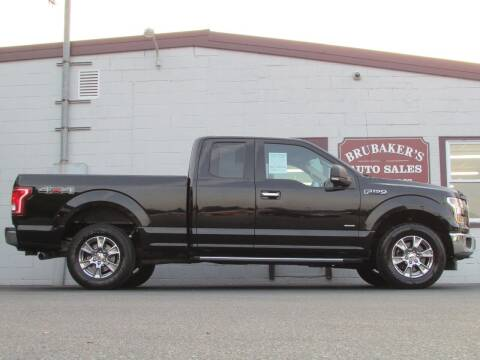 2017 Ford F-150 for sale at Brubakers Auto Sales in Myerstown PA