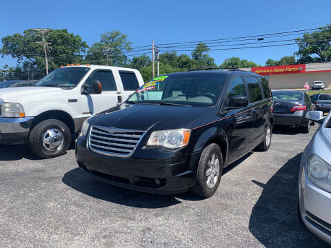 2008 Chrysler Town and Country for sale at Credit Connection Auto Sales Dover in Dover PA